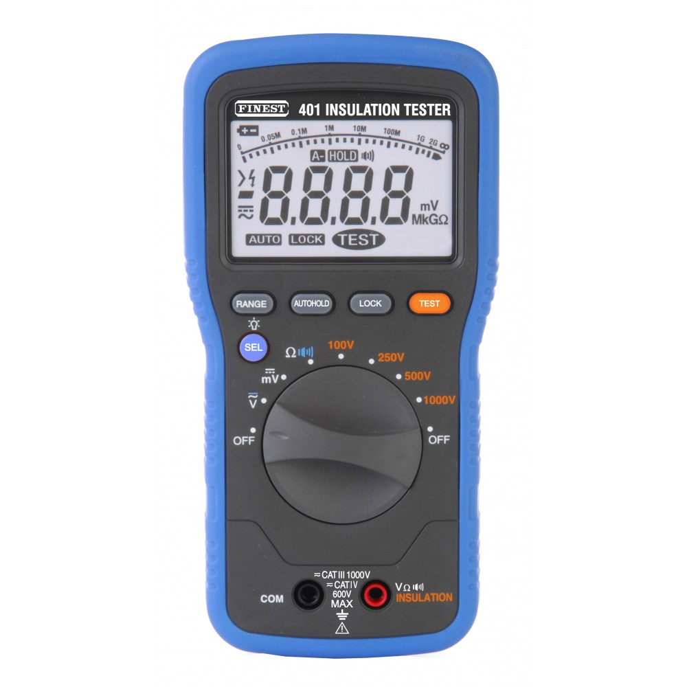 Finest 401 Insulation Tester