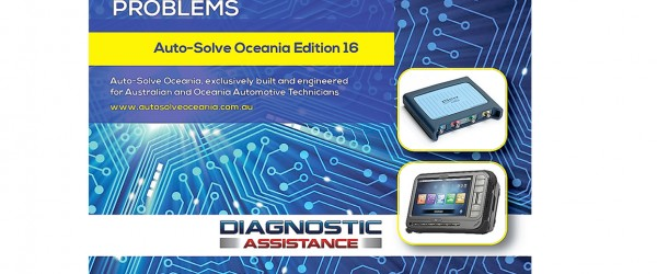 Autosolve - Diagnostic Assistance Software Ver 16