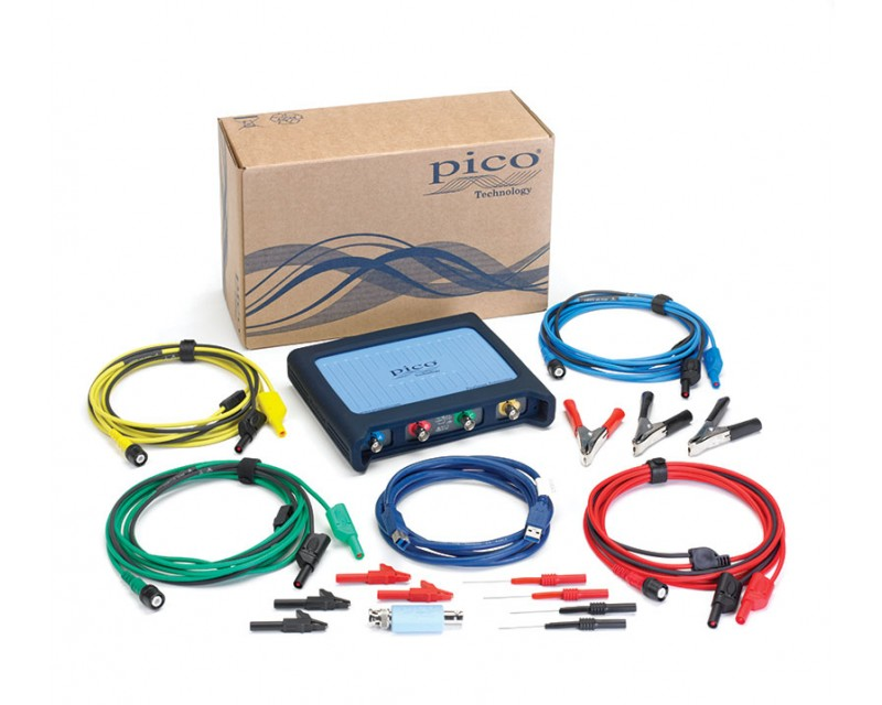 Pico 4 Channel Starter Kit