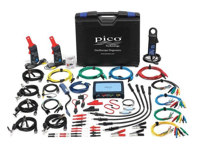 Pico 4 Channel Advanced Oscilloscope Kit