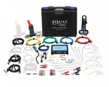 Pico 4 channel Standard Oscilloscope Kit