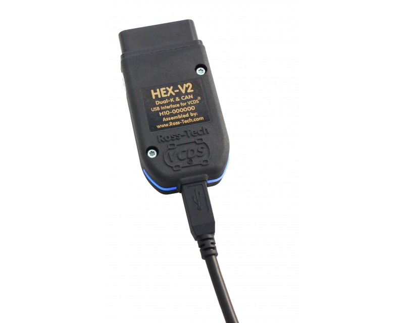 VCDS HEX-V2 (Unlimited VIN)