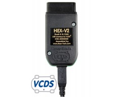 VCDS HEX-V2 (Unlimited VIN)