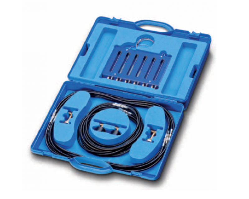 Lehnert Continuous Flow Back Leak Test Kit
