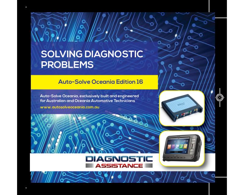 Autosolve Diagnostic Assistance V16