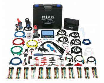 Pico 4 Channel Advanced Oscilloscope Kit