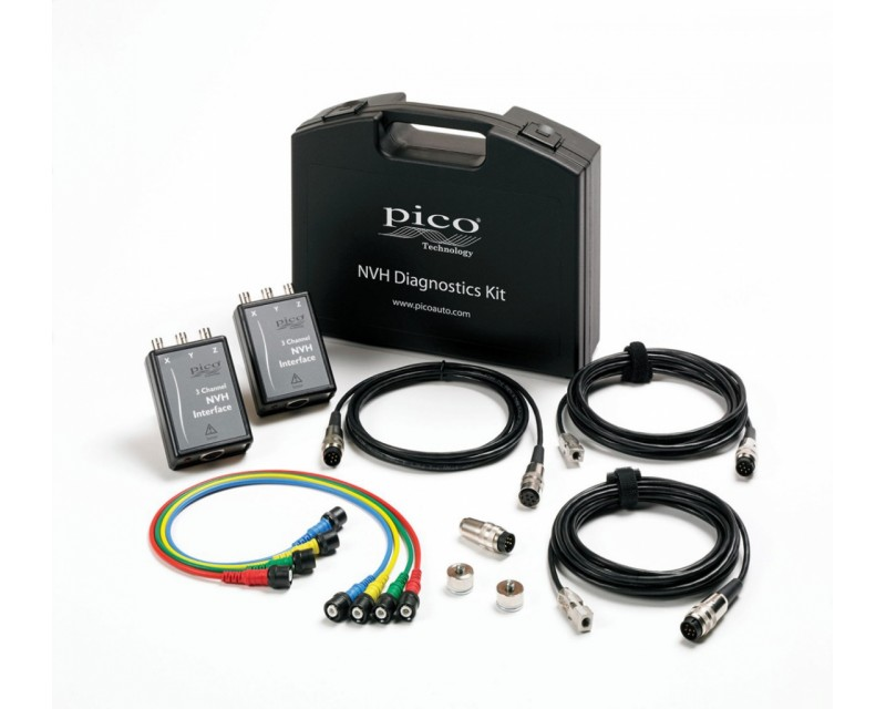 Pico NVH Diagnostics Kit 4ch