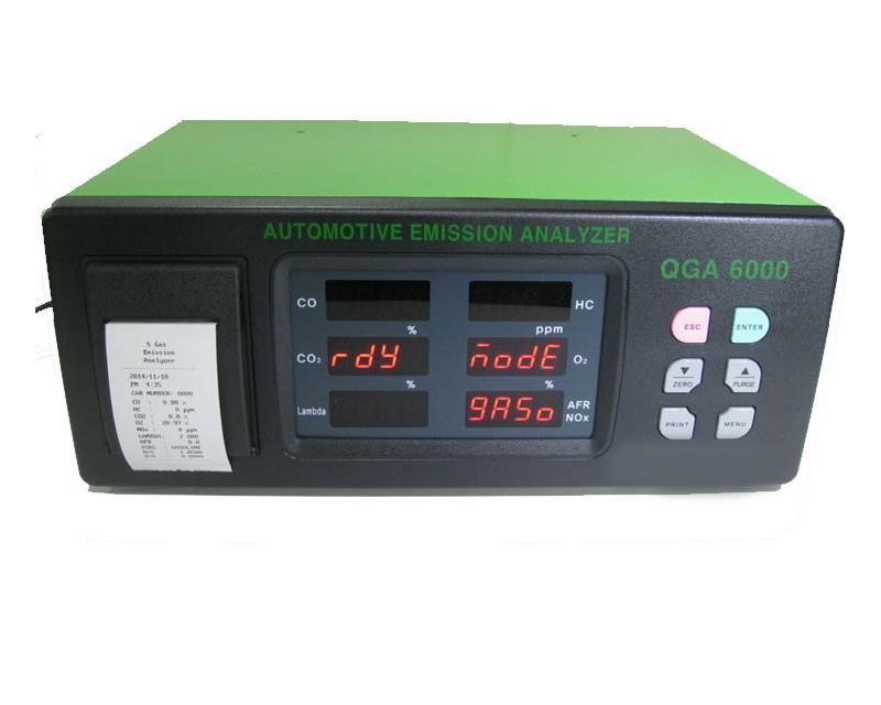 QGA6000 5 Gas Analyser
