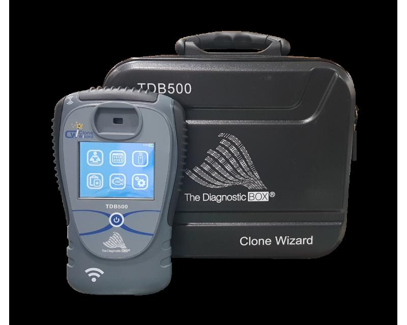 TDB500 Clone Wizard