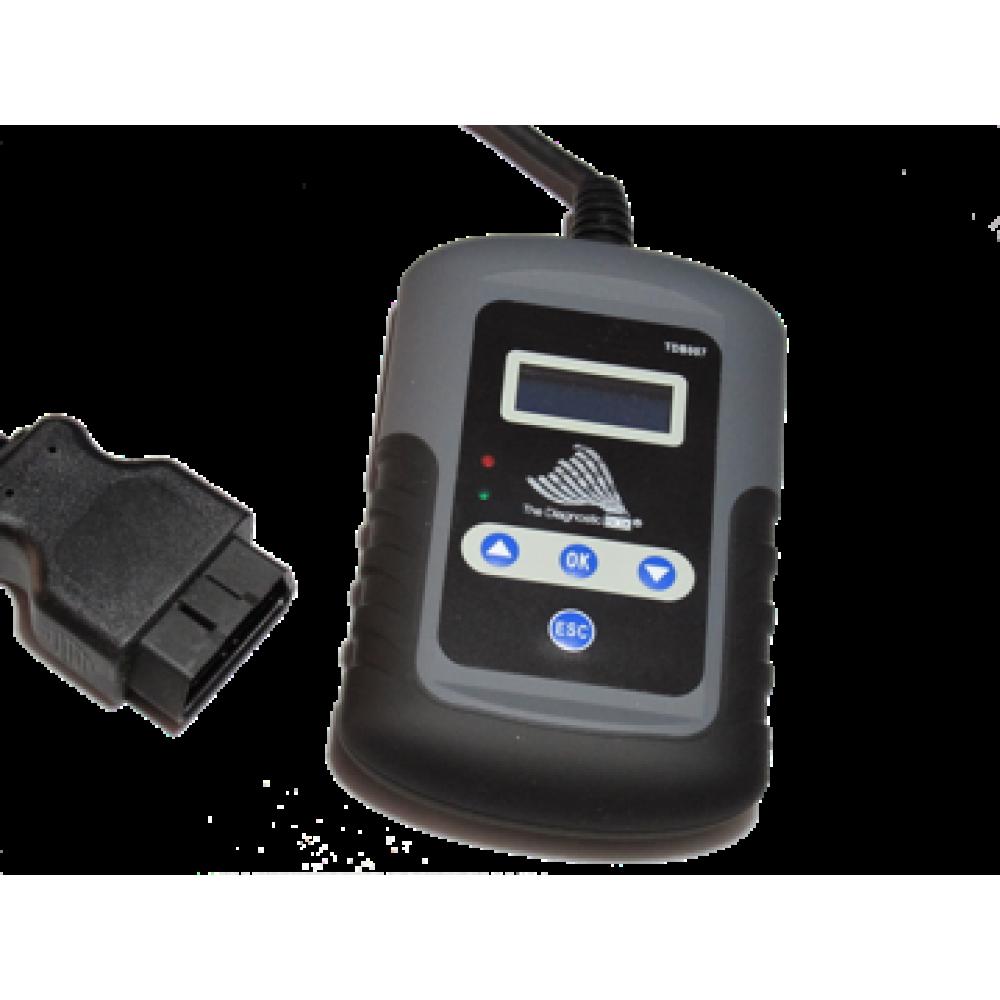 TDB007 Peugeot/Citroen Pin code Wizard